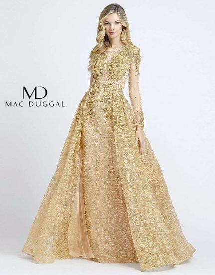 Mac Duggal 20100 Gold