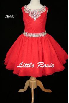 Little Rosie JR041 Red