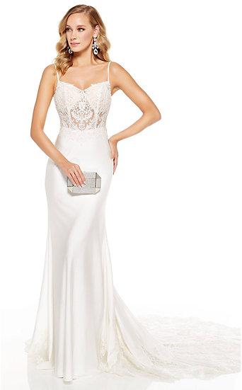 Alyce 60762 Diamond White