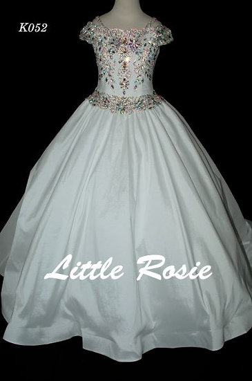 Little Rosie K052 White