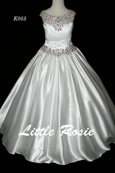 Little Rosie K055 White