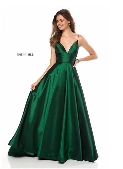 Sherri Hill 51822 Emerald