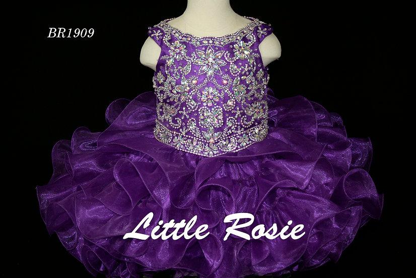 Little Rosie BR1909 Purple