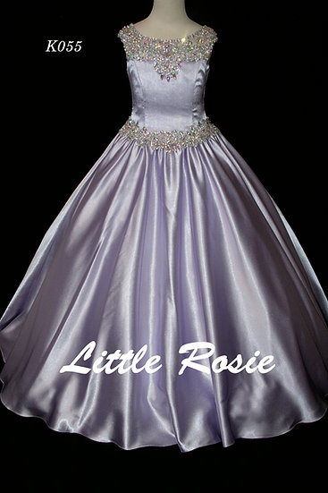 Little Rosie K055 Lilac