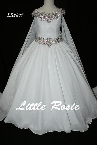 Little Rosie LR2837 White