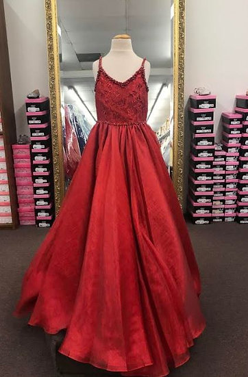 Sherri Hill K53857 Red
