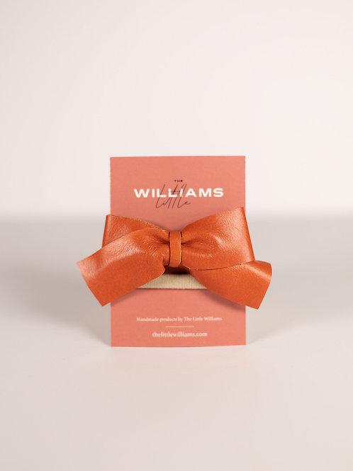 The Little Williams Elliot Poppy Bow