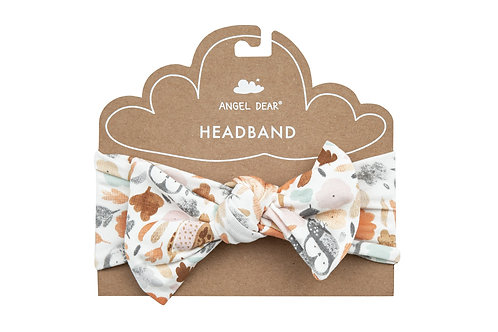 Angel Dear Autumn Owls Headband