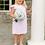 Thumbnail: The Beaufort Bonnet Company Rosemary Ruffle Dress Pinkney Pink Stripe