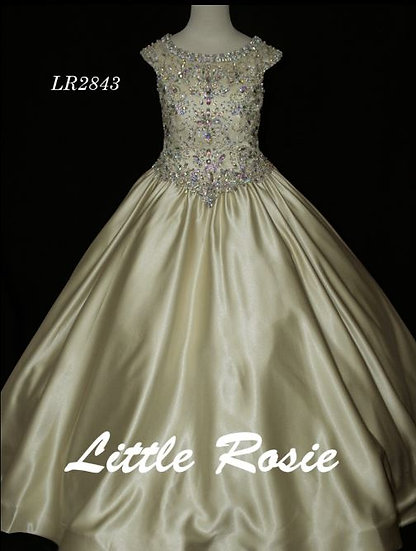 Little Rosie LR2843 Lt. Gold