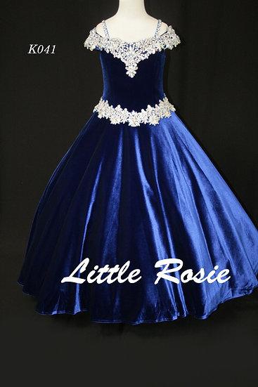 Little Rosie K041 Royal