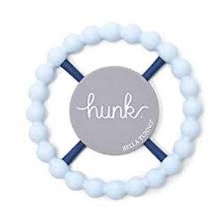 Bella Tunno Hunk Light Blue Teether