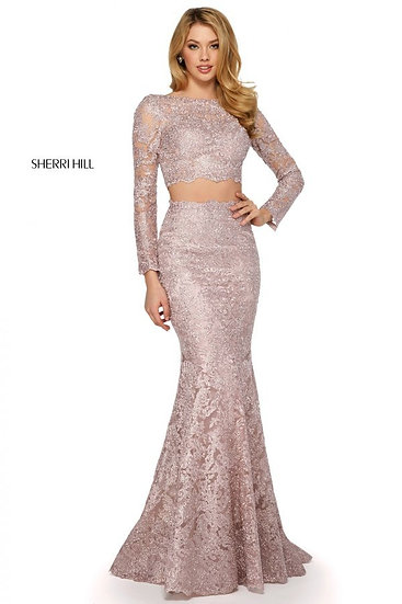 Sherri Hill 53247 Blush