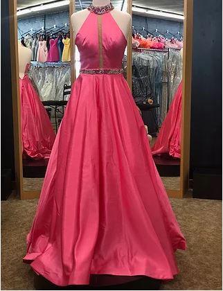 Sherri Hill 51589 Candy Pink