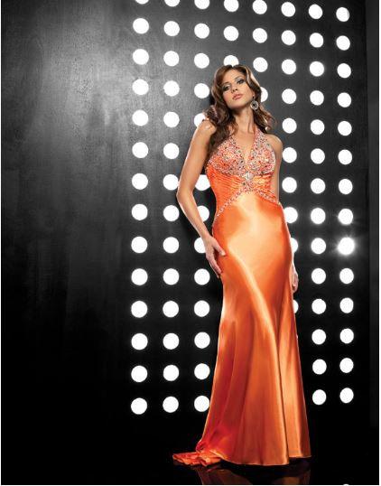Jasz Couture 4072 Orange