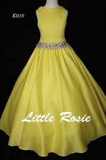 Little Rosie K010 Yellow