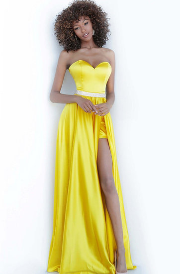 Jovani 3106A Yellow