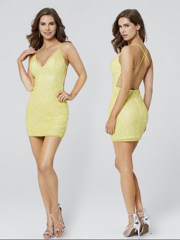 Primavera Couture 3352 Yellow