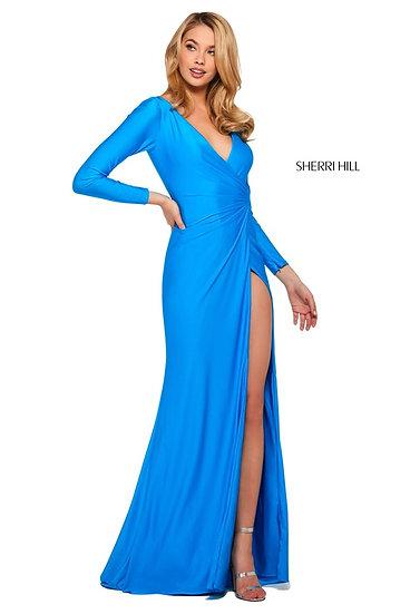 Sherri Hill 53426 Turquoise