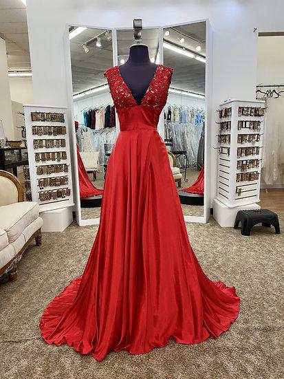Sherri Hill 53764 Red