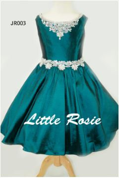 Little Rosie JR003 Peacock