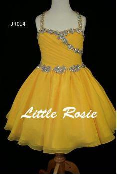 Little Rosie JR014 Yellow
