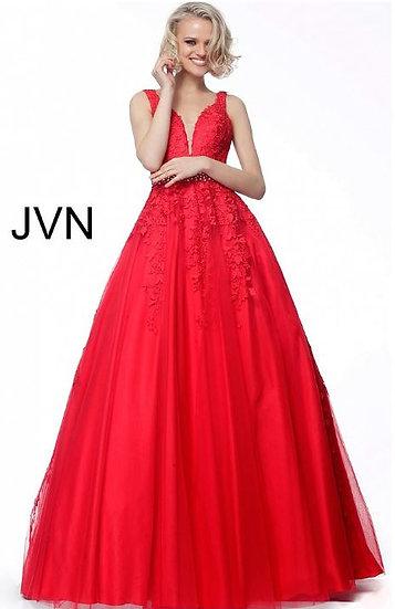 Jovani JVN68258A Red
