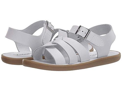 Footmates Wave Sandal White