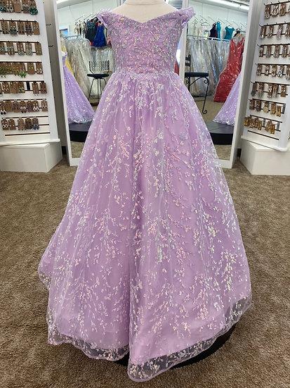 Sherri Hill K54352 Lilac
