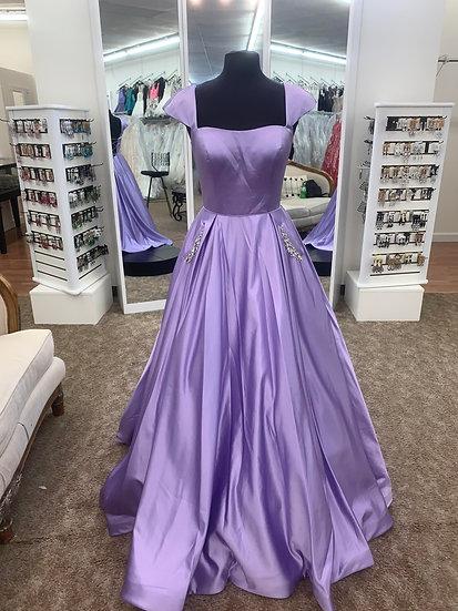 Sherri Hill 53315 Lilac