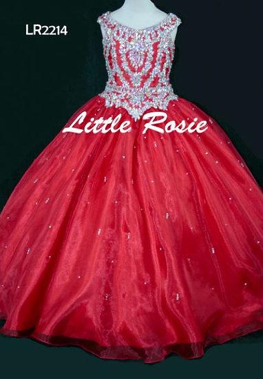 Little Rosie LR2214 Red