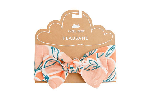Angel Dear Peachy Headband Canteloupe