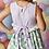 Thumbnail: Swoon Baby Dress w/ Shortie Lavender Mint Fields
