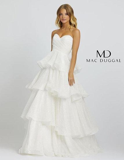 Mac Duggal 67195 White