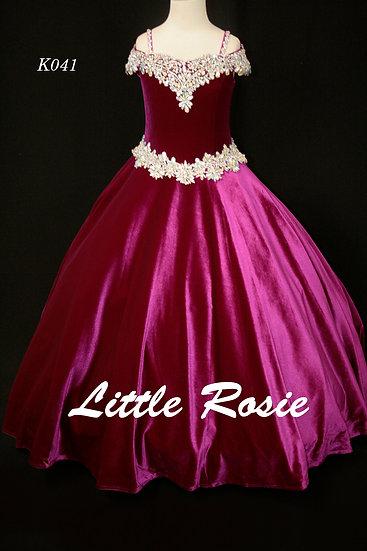 Little Rosie K041 Magenta