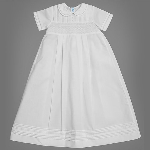 The Feltman Brothers Smocked Gown Unisex
