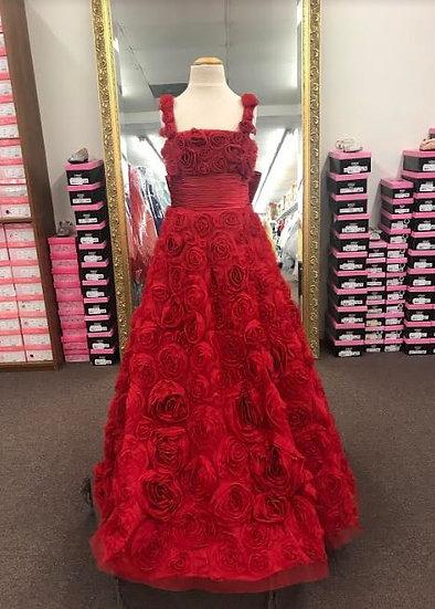 Sherri Hill K53856 Red