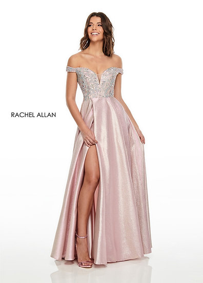 Rachel Allan 7146 Blush