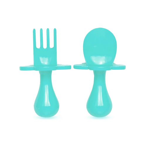 Grabease Fork and Spoon Set