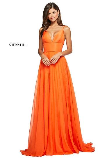 Sherri Hill 53634 Orange