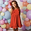 Thumbnail: Swoon Baby Red Bella Essentials Dress