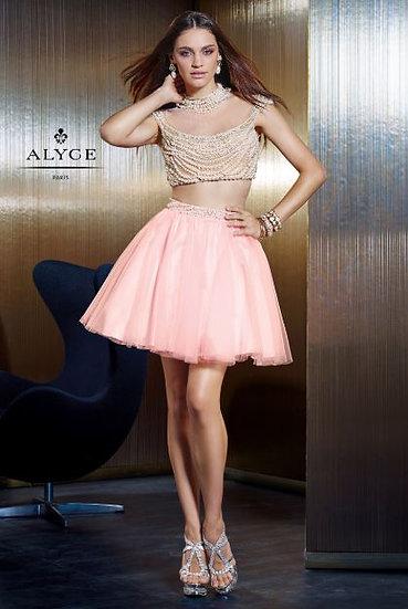 Alyce 2485 Light Pink