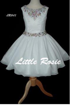 Little Rosie JR041 White