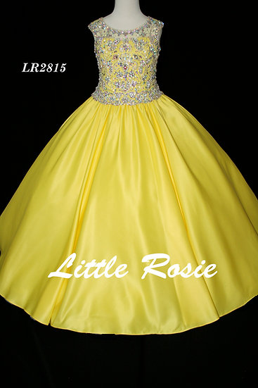 Little Rosie LR2815 Yellow