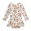 Thumbnail: Posh Peanut Daniella Long Sleeve Henley with Twirl Skirt Bodysuit