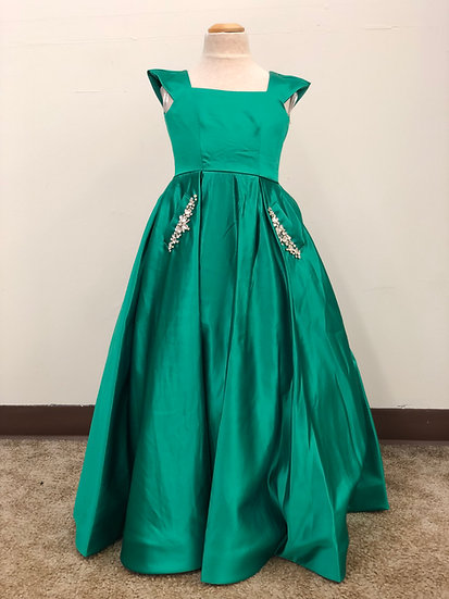Sherri Hill K53840 Emerald