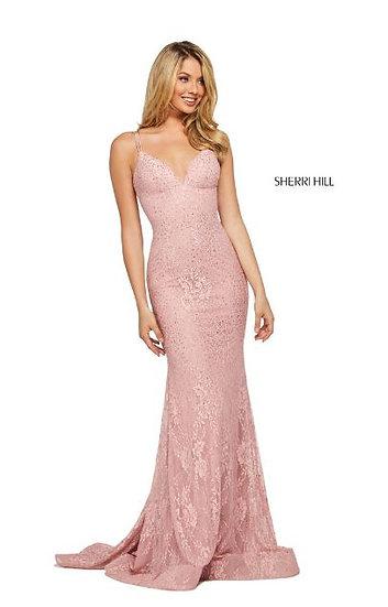 Sherri Hill 53364 Pink