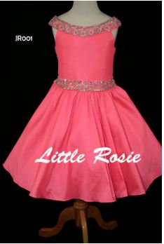 Little Rosie JR001 Coral