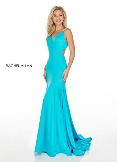 Rachel Allan 7042 Turquoise