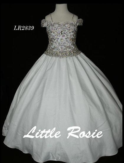 Little Rosie LR2839 White